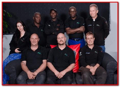 GP Motor Works Team