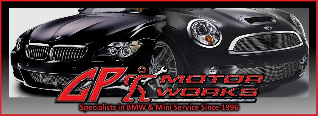GP Motor Works Website Header Image