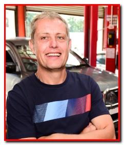Gilles-Bedier Owner GP Motor Works