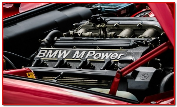 BMW M3 e30 engine - GP Motor Works