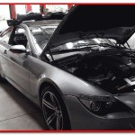 BMW M6 - Service and Navigation Fault - GP Motor Works