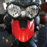 Triumph Tiger XC800 headlights