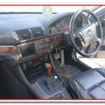 BMW540-interior - GP Motor Works
