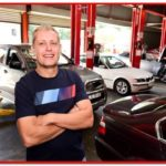 Gilles - owner of GP Motor Works