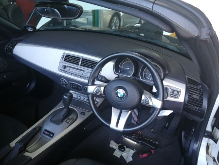 BMW Z4 - Interior - GP Motor Works