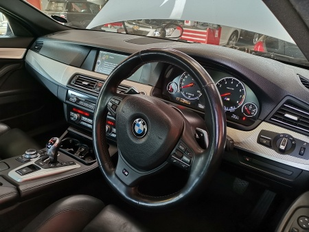 BMW M5 F10 S36N Stylish Interior - GP Motor Works