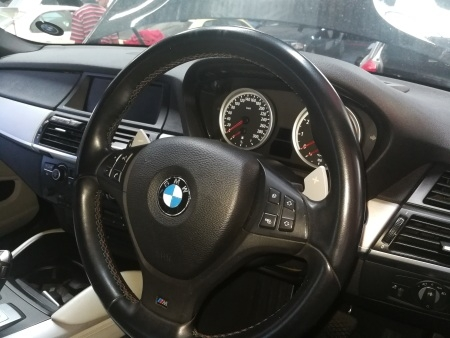 BMW X5 M Series E70 Driver's Side Interior - GP Motor Works