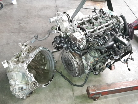 Mini Cooper Engine Replacement -GP Motor Works