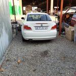 BMW E82 125i for scrap