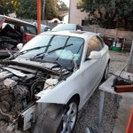 BMW 125i car for stripping