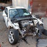 BMW 125i E82 for scrap