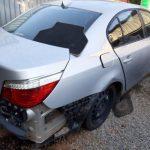 BMW 525i E60 for scrap