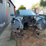 BMW X5 E53 3.0 diesel for scrap