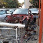 Mini Cooper R55 for scrap