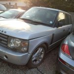 Range Rover big body BMW engine - for scrap