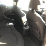 Mini Cooper S R60 Countryman - interior rear seats
