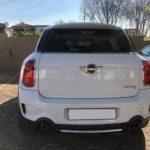 Mini Cooper S R60 Countryman - rear view
