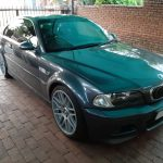 BMW M3 - full respray and cylinder head overhaul