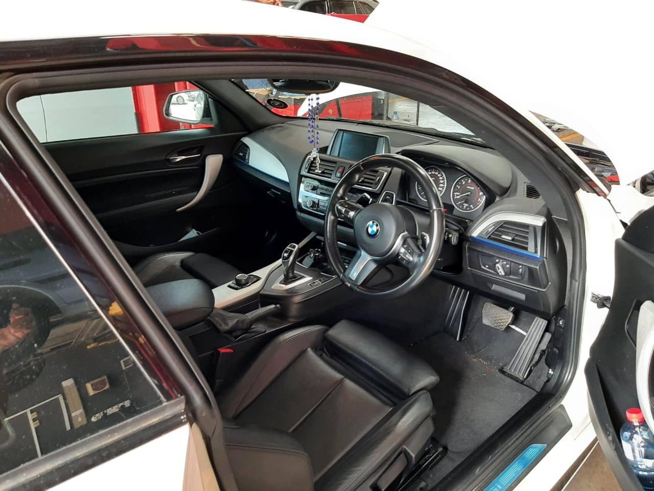 BMW 235i F22 - upholstery repairs at GP Motor Works