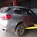 BMW X5 M5.0d F15 - DPF caused performance problems - at GP Motor Works