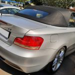 BMW 135i E88 N54 2010 Convertible - rear right angle view For Sale at GP Motor Works