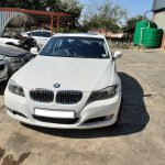 BMW 323i E90 facelift 2008 - front side view - For sale at GP Motor Works