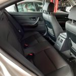 BMW 323i E90 facelift 2008 - rear seats view - For sale at GP Motor Works