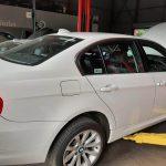 BMW 323i E90 facelift 2008 - side view - For sale at GP Motor Works