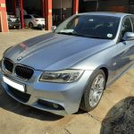 BMW E90 320d front angle view - For Sale at GP Motor Works