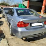 BMW E90 320d rear view - For Sale at GP Motor Works