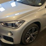 BMW X1 2.0l 2019 - front angle view - For sale at GP Motor Works