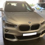 BMW X1 2.0l 2019 - front view - For sale at GP Motor Works