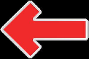 red arrow at GP Motor Works