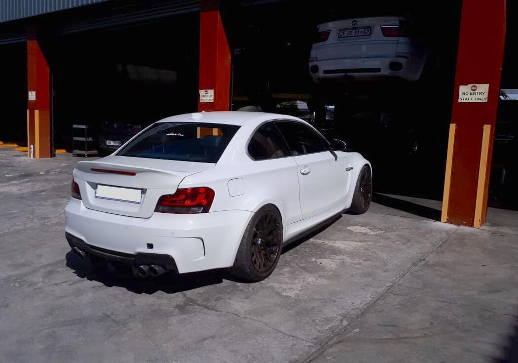 BMW 1M - full service and repairs at GP Motor Works