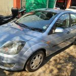 Ford Fiesta 2006 front side view - FOR SALE at R50 000 at GP Motor Works