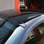 Mini Cooper S R58 Coupe at GP Motor Works for roof respray